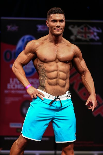 joel harris covent garden personal trainer central london