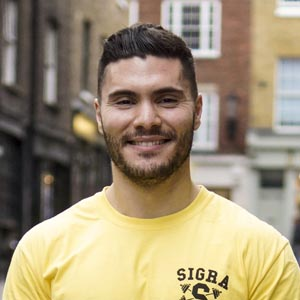 joel harris personal trainer central london