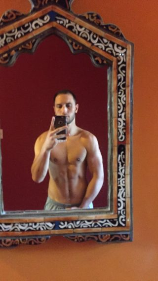 client of joel harris personal trainer central london