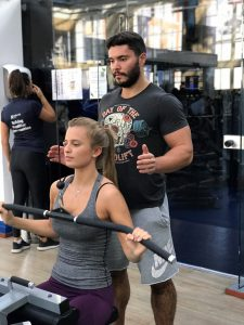 Looking Personal Training In The Strand, Holborn or Covent Garden?